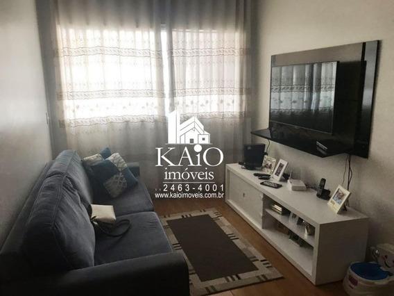 Apartamento Residencial De 64m² Com 3 Dormitórios À Venda, Ponte Grande, Guarulhos. - Ap1015
