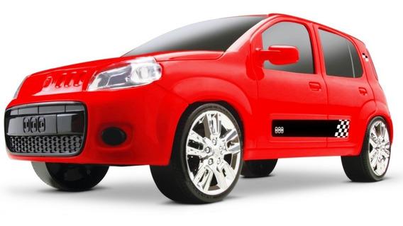 Carro Miniatura Fiat Uno Attractive 28cm - Roma Brinquedos