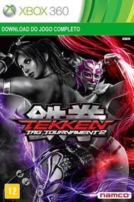 Jogo De Luta Tekken Tag Tournament 2 Xbox 360 Original