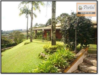 Chácara Com 4 Dormitórios À Venda, 6000 M² Por R$ 950.000 - Zona Rural - Pinhalzinho/sp - Ch0151