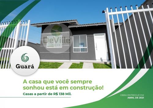 Imagem 1 de 11 de Casa A Venda No Bairro Centro Em Guaramirim - Sc.  - 30090-1