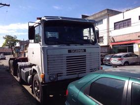 Scania Lk 111 Ano 1980 (conj. Cavalo+carreta 1988)