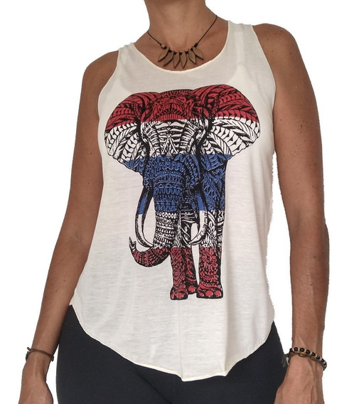 Camiseta Blusinha Feminina Regatinha Om Yoga Índia Mandala H