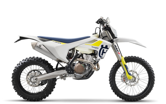 Husqvarna Fx 350 2019 Cross Country - Palermo Bikes