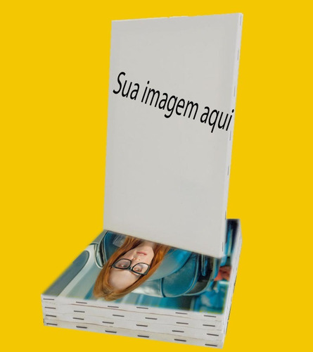 Impressao Em Tela (canvas) Personalizado  30x40