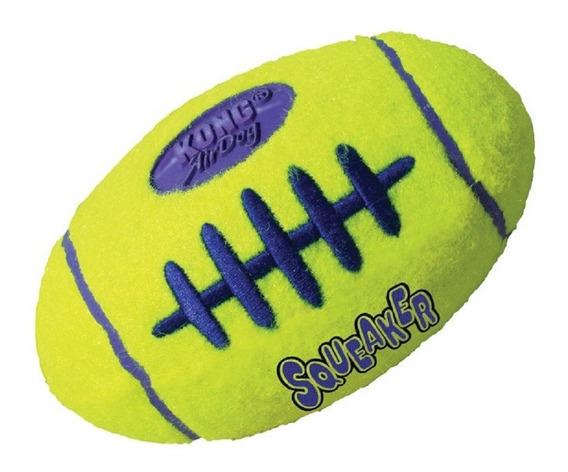 Brinquedo Cães Kong Airdog Squeaker Football Large (grande)