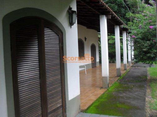 Chácara Com 4 Dorms, Mombaça, Itapecerica Da Serra - R$ 2 Mi, Cod: 2674 - V2674