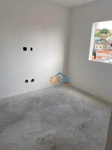 Imagem 1 de 14 de Apartamento Com 2 Dormitórios À Venda, 55 M² Por R$ 462.000 - Parada Inglesa - São Paulo/sp - Ap0954