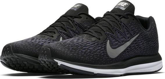 Zapatillas Nike Zoom Winflo 5 Hombre Running Aa7406-005