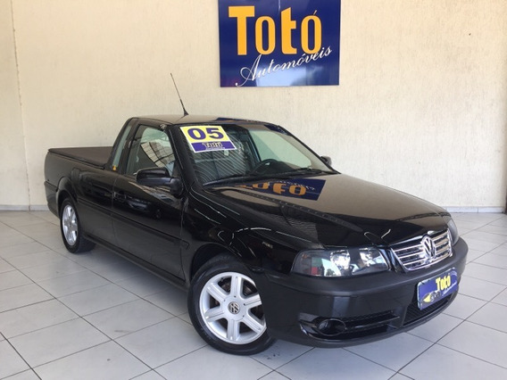 Volkswagen Saveiro Supersurf 1.6 Mi (flex) Flex Manual