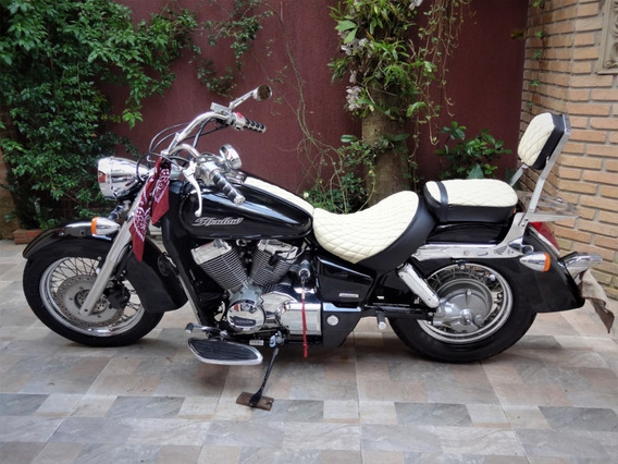 Shadow 750 Honda - Preta 29 Mil Km (2007)