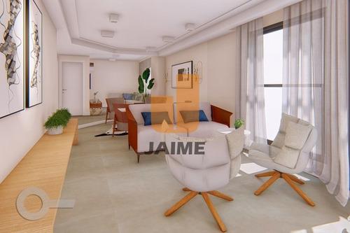 Apartamento À Venda Em Perdizes, Com 3 Quartos, 152 M² - Pe5593