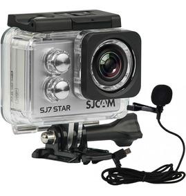 Câmera Sjcam Sj7 Star 4k Wifi 16mp Action+ Microfone Externo