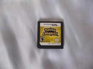 Pokemon Conquest De Nintendo Ds