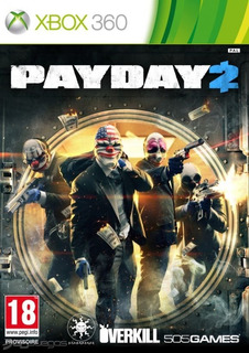 Payday 2 Xbox 360   Xbox 360 Digital