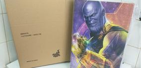 Hot Toy Thanos Vingadores Guerra Infinita