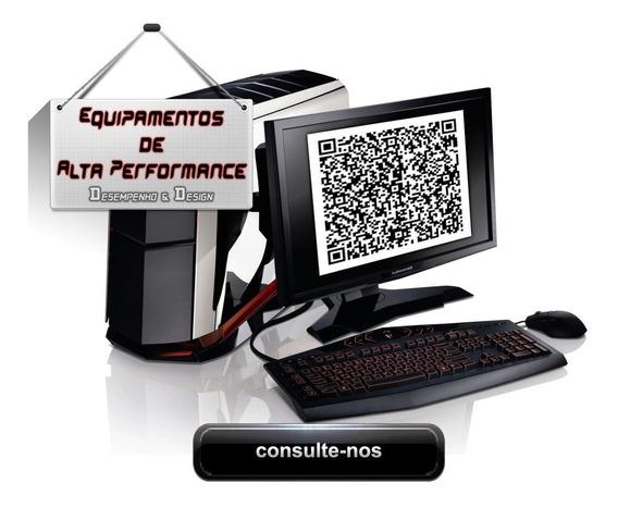 Computador - Assistência - Consultoria * À Vista 16%