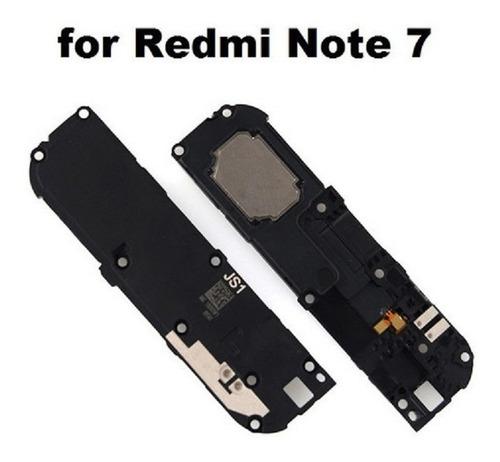 Imagen 1 de 3 de Parlante Altavoz Bocina Timbre Xiaomi Redmi Note 7 Original!