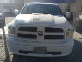 Dodge Ram 1500 3.7 Pickup St 4x2 2010*hay Credito
