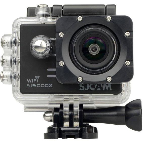 Sjcam Câmera Sj5000x Elite 4k Wifi Preta