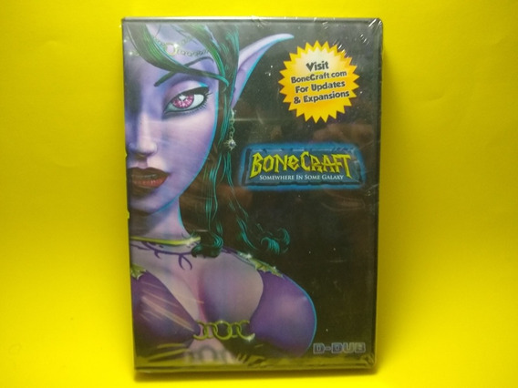 Bonecraft D-dub Jogo +18 De Pc