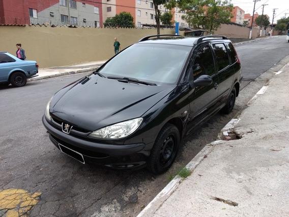 Peugeot 206 Sw 1.4 Presence Flex 5p 2006