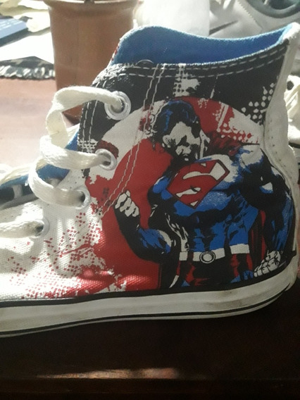 Zapatilla Niño Converse All Star Edición Limitada Superman