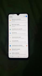 Vendo Um Samsung A20 Semi-novo 4 Mês De Uso Todos Acessóri