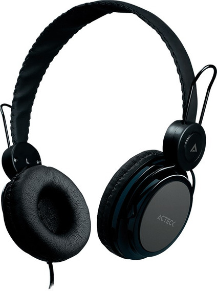 Audifonos Manos Libres Diadema Pc Microfono Af-540 Acteck