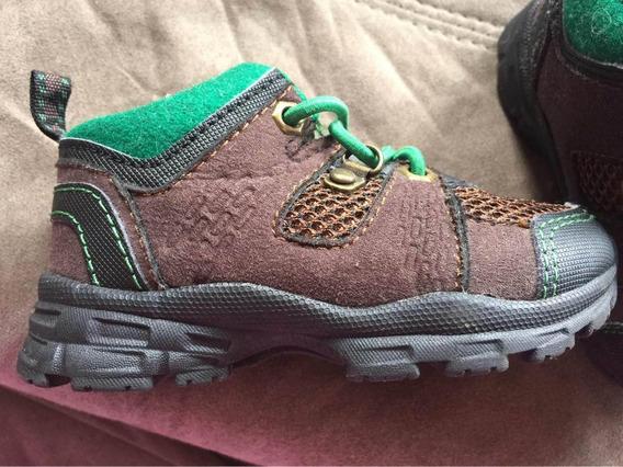 Zapatos Botines De Niño Carters Talla 5