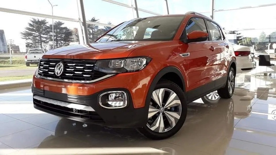 Volkswagen T-cross 2020 1.6 Highline At Precio Oferta 3