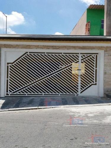 Imagem 1 de 14 de Ref.: 2814 - Casa Terrea Em Osasco Para Venda - V2814