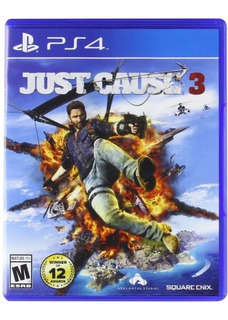 Just Cause 3 Ps4 Juego Fisico
