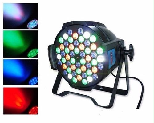 Luz Par64 Led Rgb Lámpara Dmx Disco Light Foco