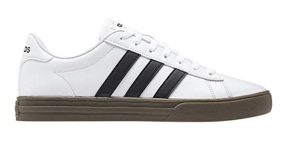 Tênis adidas Daily Masculino Branco E Preto-original