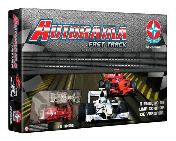 Autorama Fast Track Da Estrela - Lacrado - Bonellihq T20