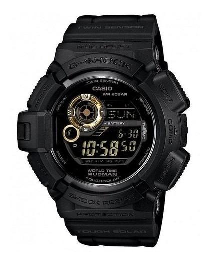 Relógio Casio G-shock Masculino Mudman G-9300gb-1dr
