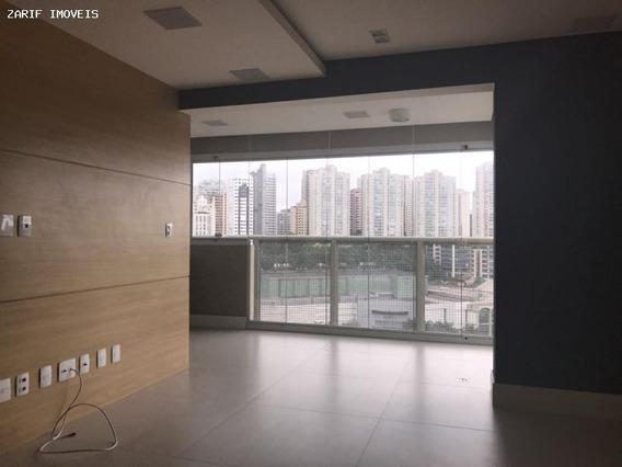 Apartamento Para Locação Em São Paulo, Vila Andrade, 1 Dormitório, 1 Suíte, 2 Banheiros, 1 Vaga - Zzalinjs46