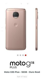 Smartphone Motorola Moto G5s Plus 32/3gb De Vitrine