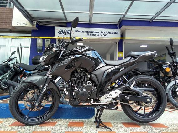 Yamaha Fz250 Modelo 2019 ¡cómo Nueva! Recibimos Tu Usada