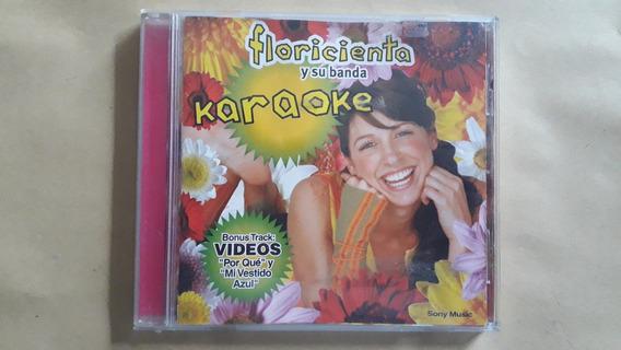 Cd Floricienta Y Su Banda Karaoke