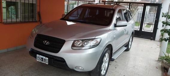Hyundai Santa Fe Crdi 4wd At Excelente Estado 2º Dueño