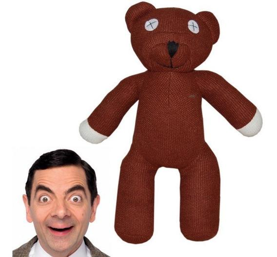 Ursinho Mr Bean Ted Teddy Bear 23 Cm Pronta Entrega