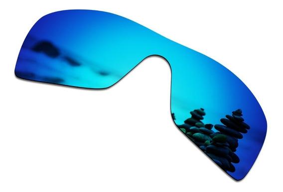 Lente Batwolf Polarizada - Ice Blue - Azul - Melhor Preço