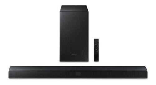 Soundbar Samsung Com 2.1 Canais E 320w -hw-t555/zd - Bivolts