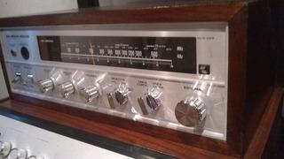 Amplificador Ken Braun 4000ss Funcionando Perfecto