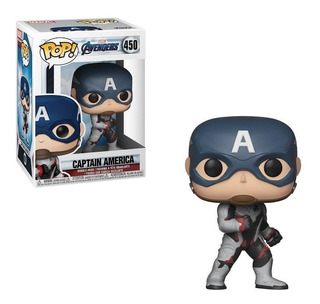 Funko Pop Avengers Capitán America 450