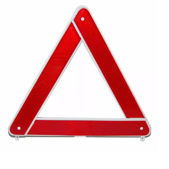 Triangulo Sinalização Segurança Para Carros