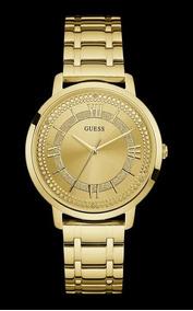 Relógio Guess Feminino Dourado 92635lpgdda2