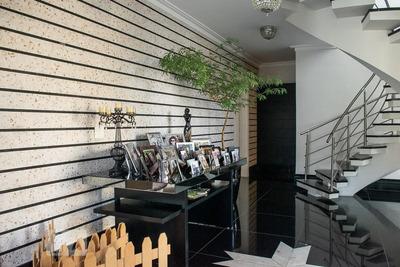 Casa Em Condomínio Mobiliada Com 4 Dormitórios E 5 Garagens - Id: 892931924 - 231924